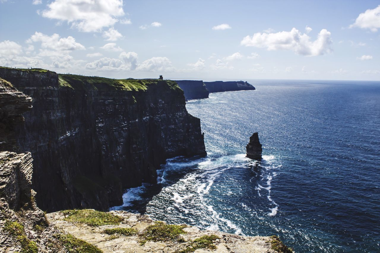 Beautiful stock photos of irland, Beach, Beauty In Nature, Blue, Cloud