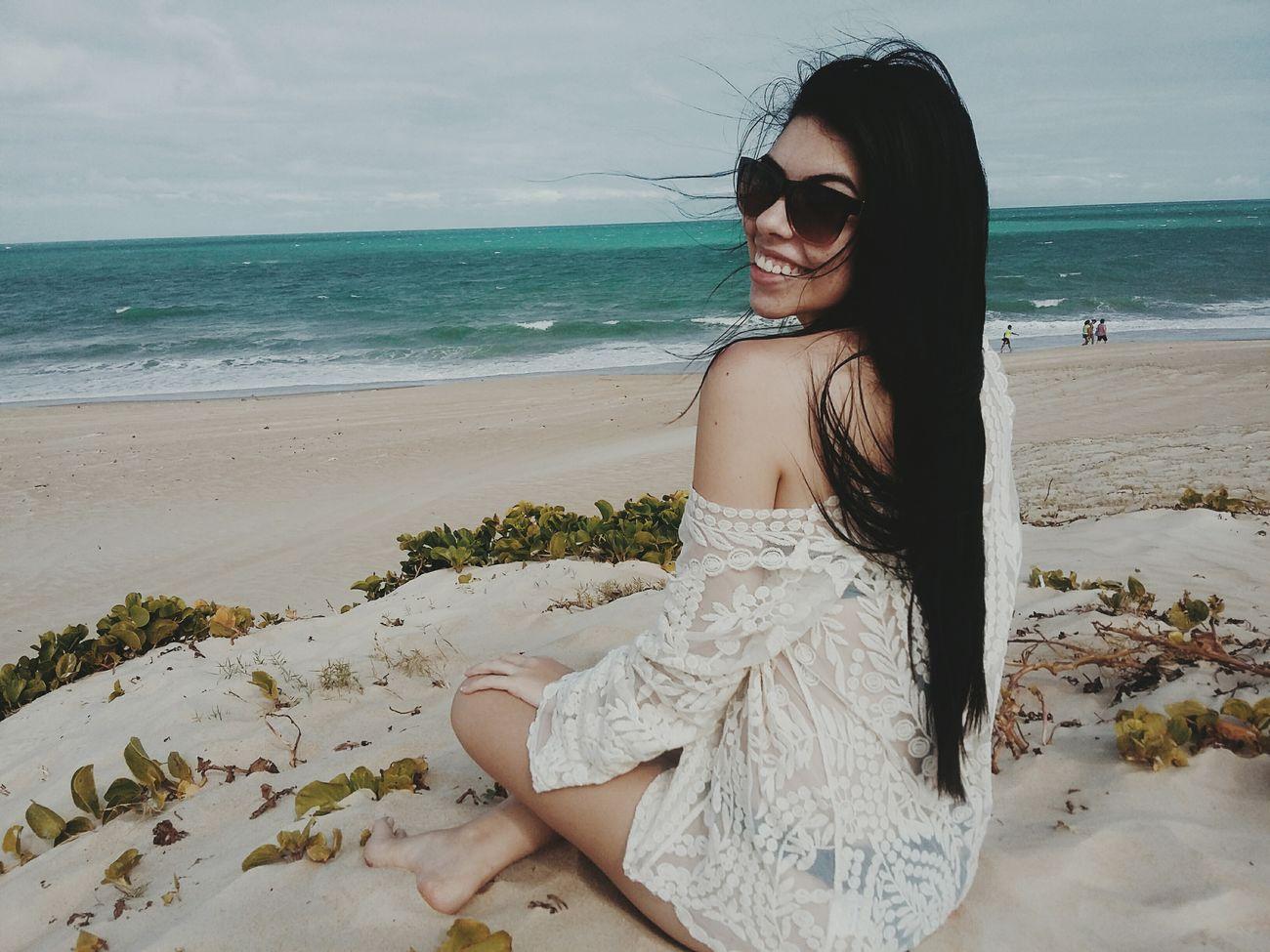 Brazil Smile Beach Praia Natal ?☀✌