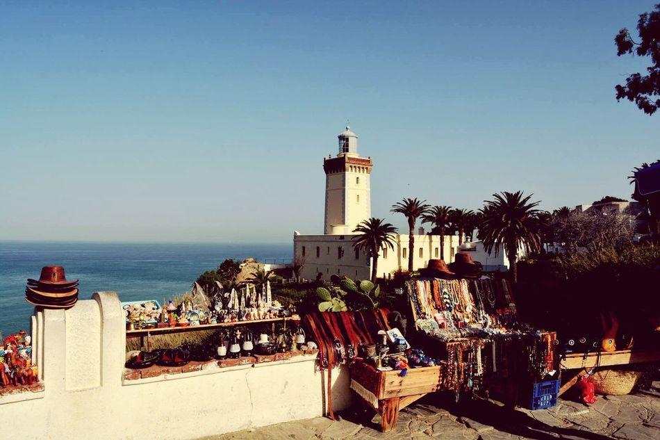 Tangier Merchant Sea