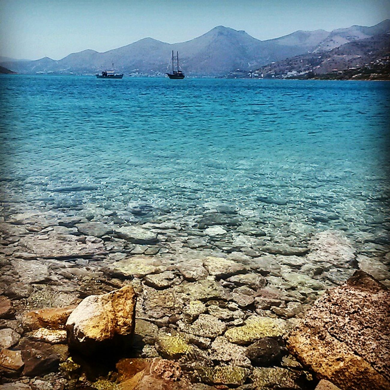 It's seems like we're going to find some treasures here. Keep Smiling Relaxing Hello World Travel Photography Enjoying Life Seaside Sea View Greece Landscape