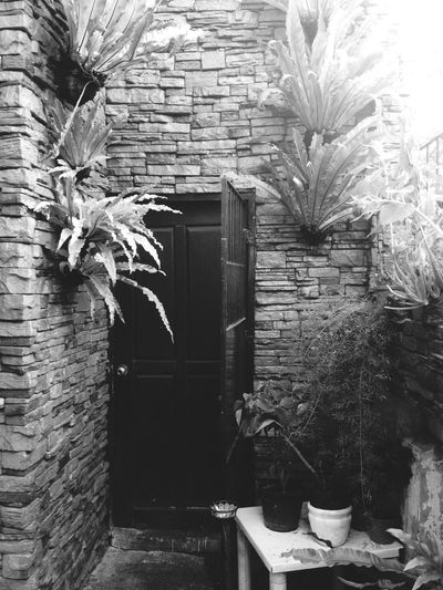Some doors are meant to be closed in order for us to open new ones. Blackandwhite B&w Followme Newbie Doors