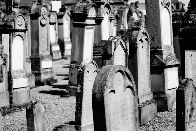 Black & White Blackandwhite Blackandwhite Photography Day Gravestone Graveyard Graveyard Beauty Jewishcemetery Outdoors
