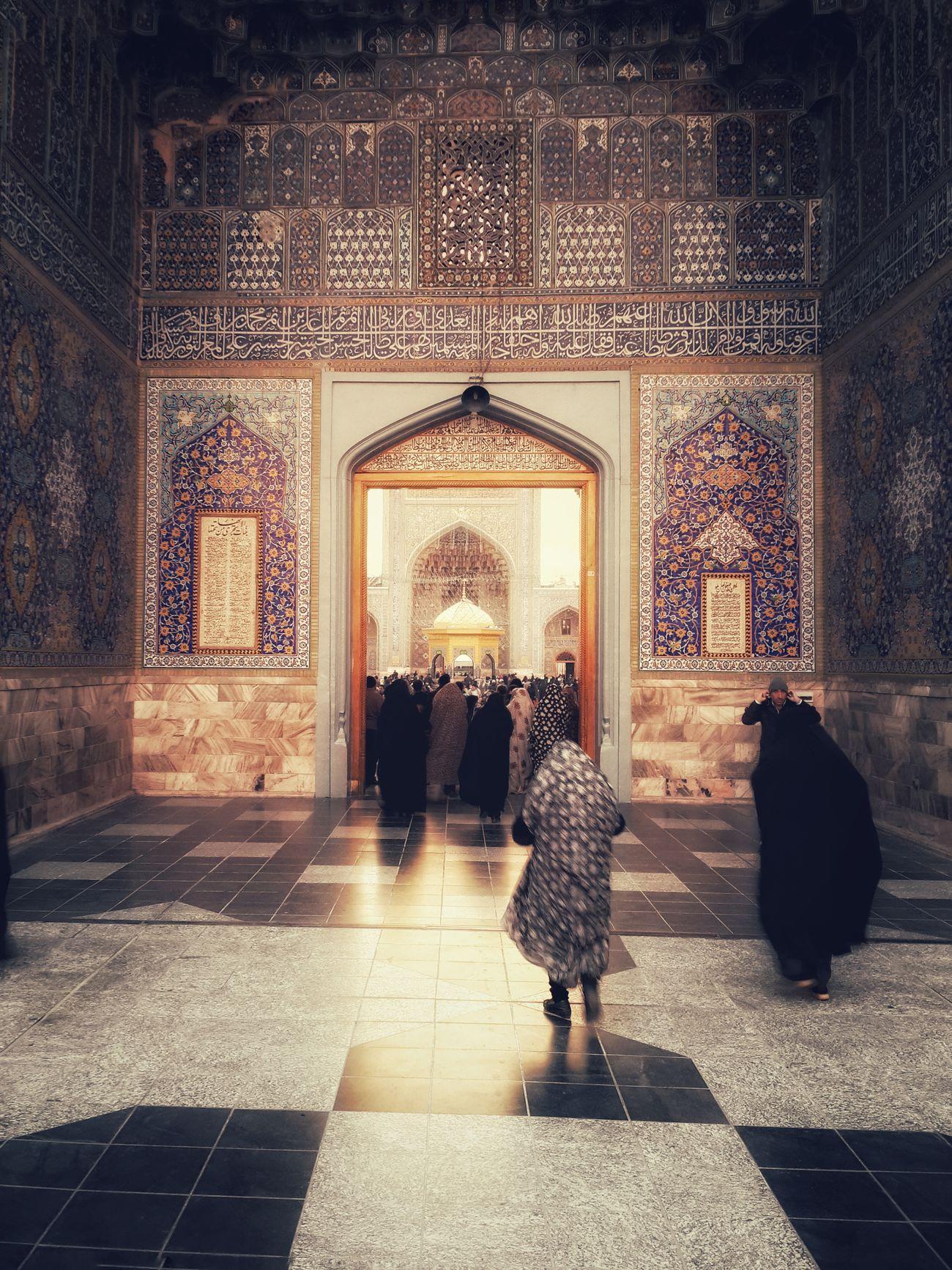 Mashhad Holyshrine Emam Reza