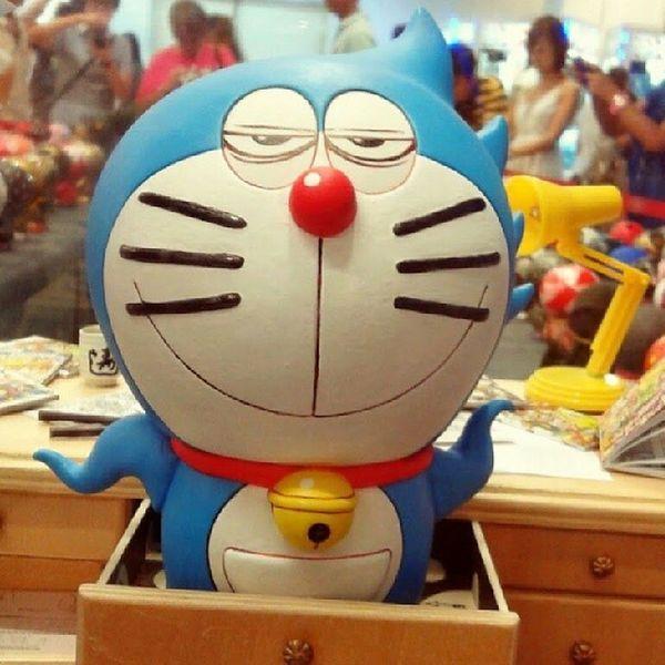 unknown doraemon at doraemon expo by Keith GEMPAK STARZ Unknown Keith Doraemon100expo Sayasukasayasuka