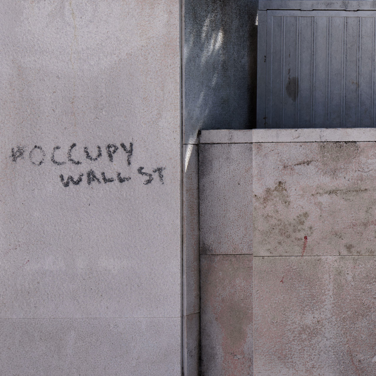 Architecture Close-up Communication Day Graffiti No People Occupy Wall Street Outdoors Protest Tagging Text