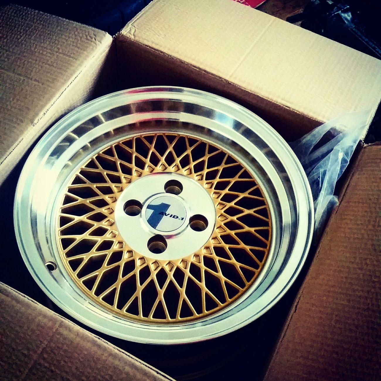 Fresh wheels Avid1
