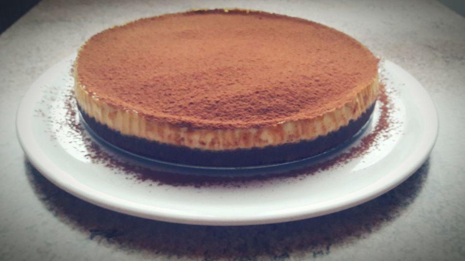 Cheesecakes Cheesecakelover Whitechocolate Cream Pandistelle Cocoa Foodporn Gnammy Foodgasm Homemade Dessert