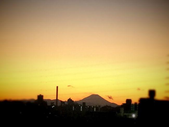 Skylovers Sunset Mt.Fuji