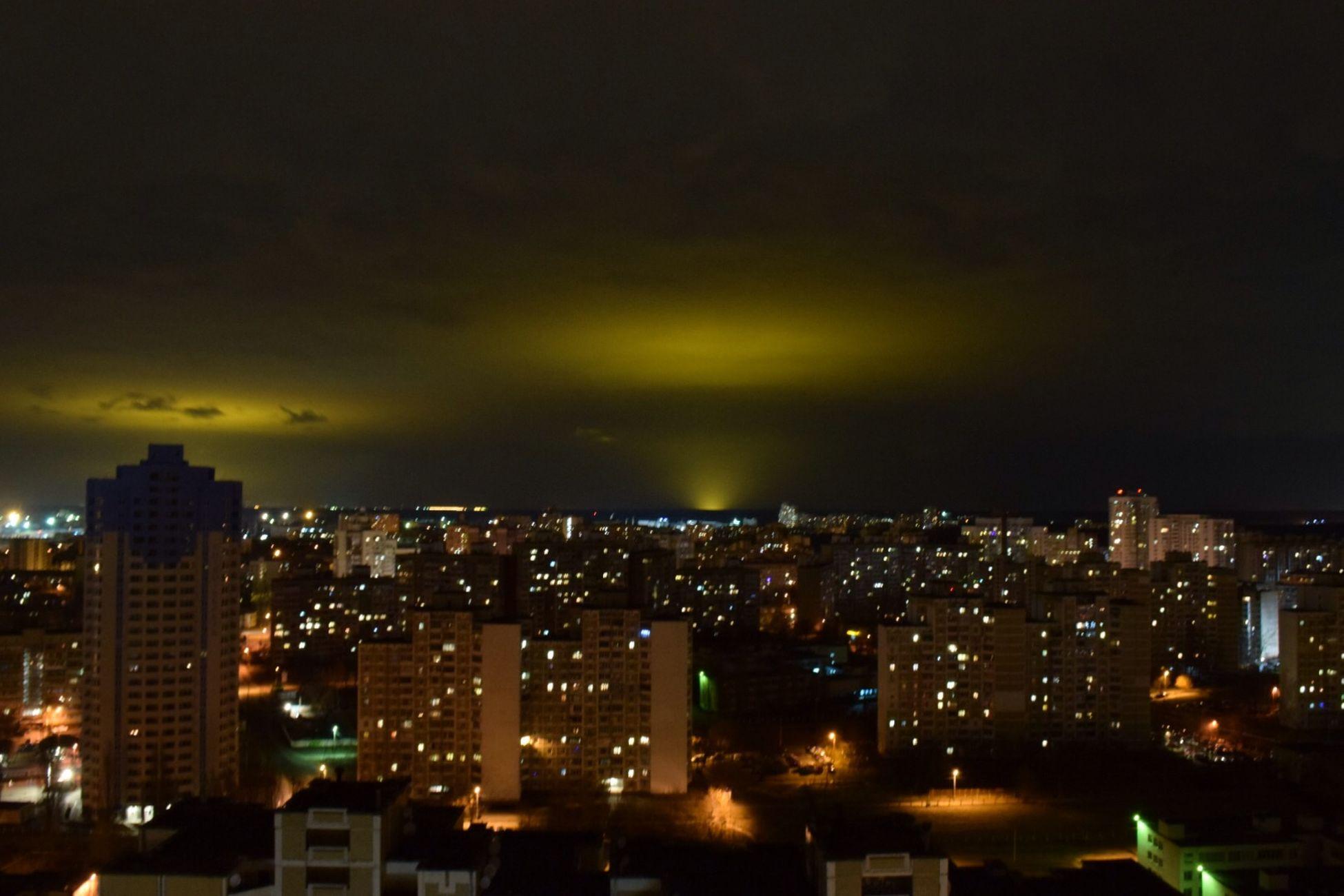 Kyiv night Kyiv Night Cityscape Ukraine