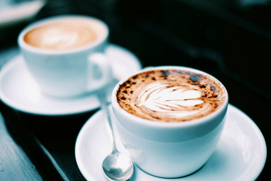 Beautiful stock photos of coffee,  Berlin,  Cappuccino,  Close-Up,  Coffee - Drink