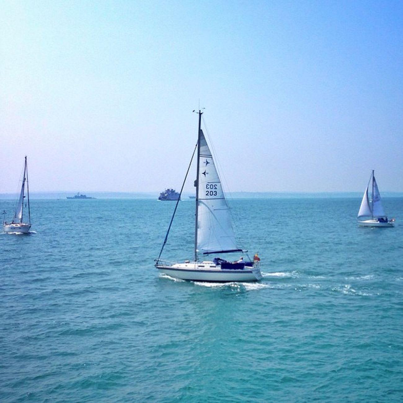 Another #regatta on #IsleOfWight coast ☀️???⛵️⛵️⛵️#aauk #allshots_ #sea #britishsummer #capture_today #englishchannel #gi_uk #gf_uk #gang_family #ig_england #o2travel #summer #YourTurnBritain #royalisland Loveyoursummer Yourturnbritain Summer Englishchannel Sea Isleofwight Gang_family Royalisland Britishsummer Regatta Allshots_ Gf_uk O2travel Gi_uk Ig_england Aauk Printmyfeedhappydays Capture_today
