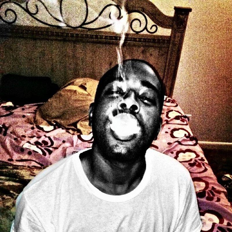 Mouth full of clouds Pothead Potheadsociety Highlife Jetlife cloudlife ganja weed maryjane marijuana stoner smoke