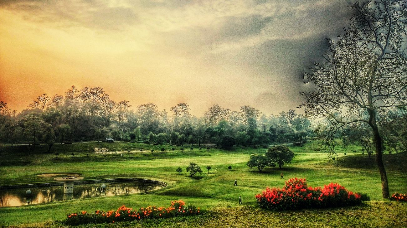 Bhatiary Golf Club, Chittagong First Eyeem Photo