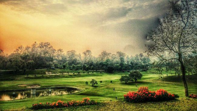 Bhatiary Golf Club, Chittagong First Eyeem Photo