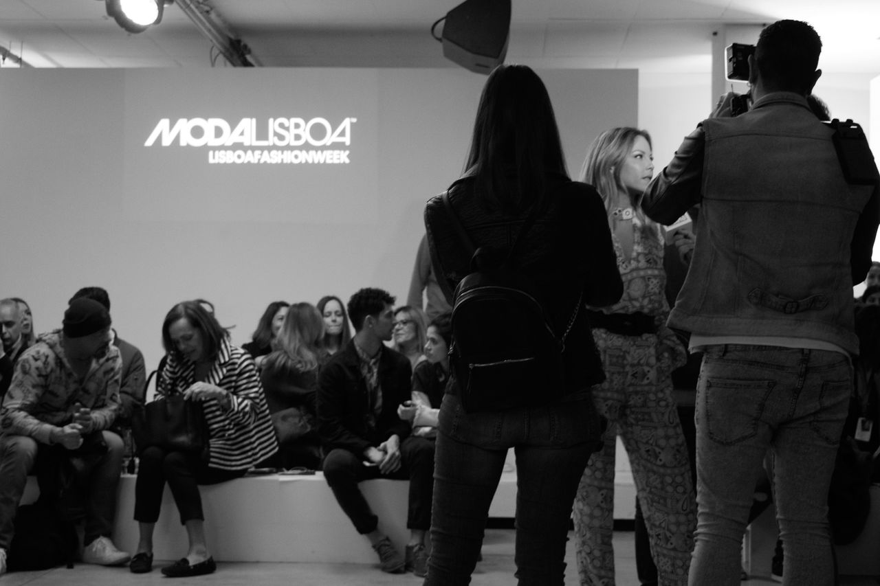 """Please shoot me"" is the title of my impression of the Lisbon Fashion Week in March 2017. Alfredjansen AW17 Belém Blackandwhite Celebrity Fashion Fashion Show Lisbon - Portugal Lisbon Fashion Week Lisbon, Portugal Modalisboa Model Model Pose Models Portugal Runway"