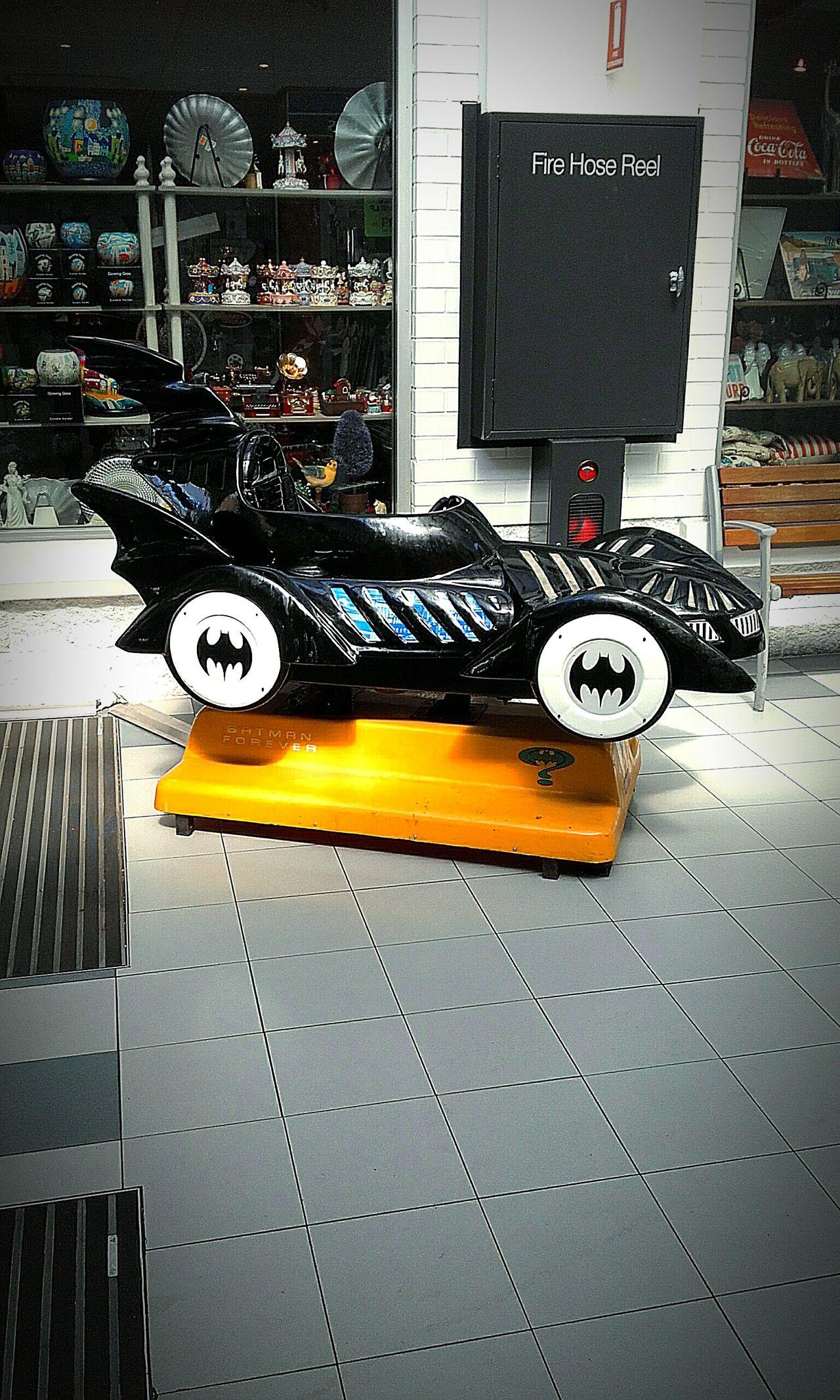 Batman Is In Town Batman Batmobile Batman ❤ Batman Time Rides Shoppingmall Shoppingmalls Shopping Mall Shopping Center Shopping Malls Shopping Mall 😄 Shopping Centre Ride Batmanfan Gotham City Gotham City: Batman To The Batcave To The Batcave! Batman And Robin