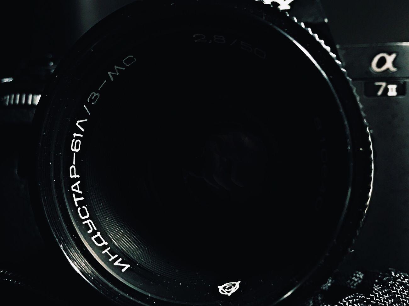 Camera - Photographic Equipment Technology INDUSTAR-61 L/Z MC 50mm F2.8 Photography 7plus SONY A7ii Sonyalpha