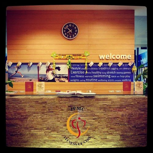 You can check in anytime you like... JPMCFitness Move Swimtime Weekend Brunei InstaBruDroid Andrography Random