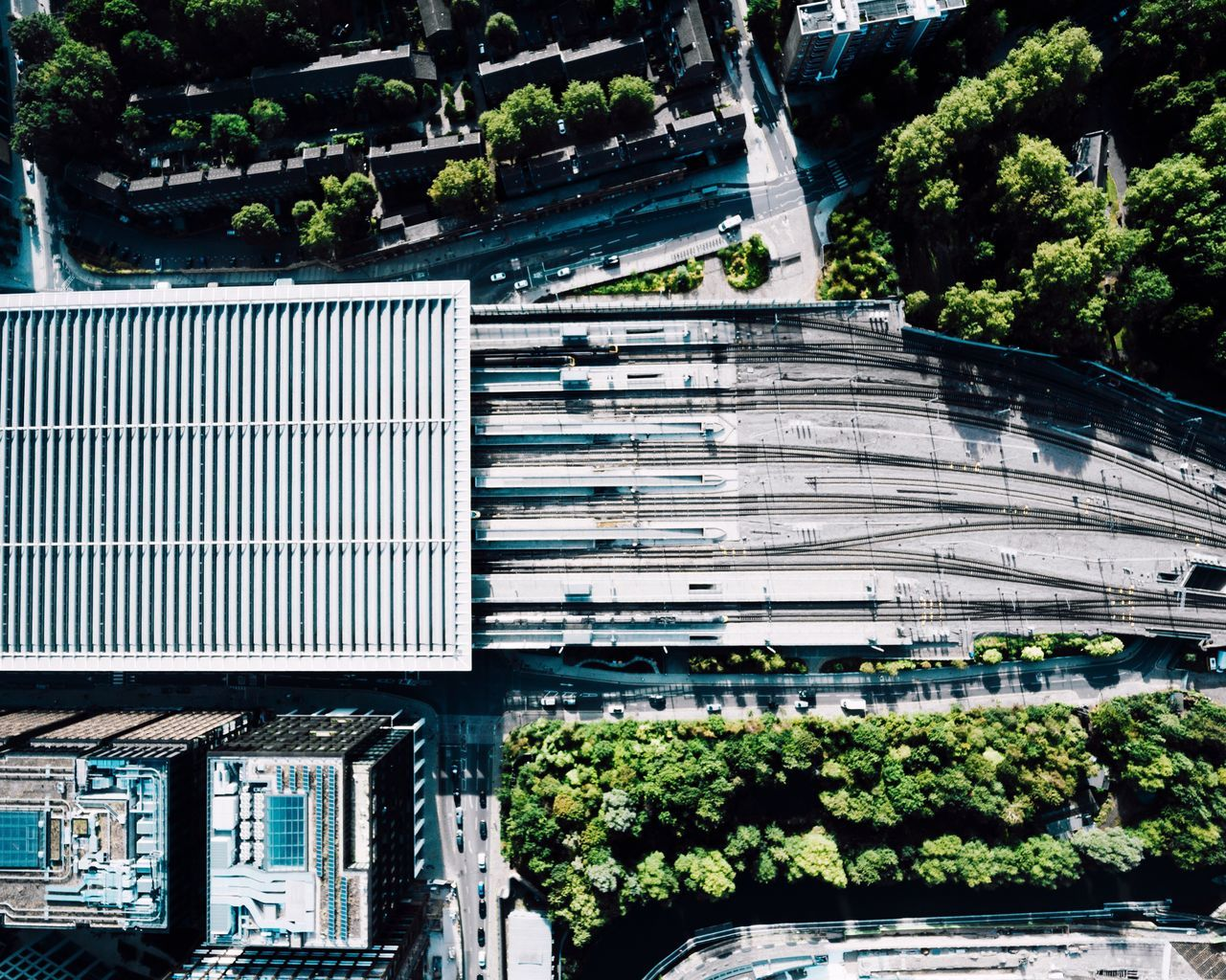 From above | Architecture Dji Dronephotography The City Light Flying High