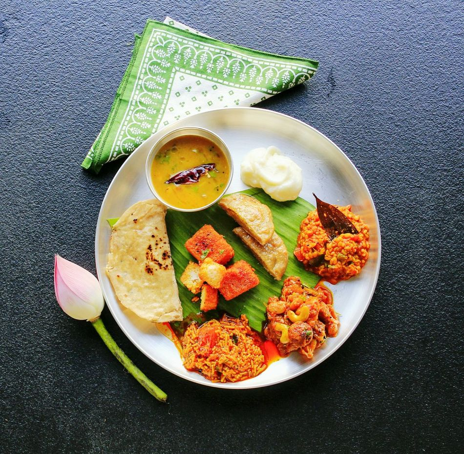 Food Plate Ready-to-eat No People Sweet Food Freshness Comfort Food Gujarati Food GujaratiThali Gujarati Cuisine Gujarat India Vibrant Colors Visually Appealing EyeEmNewHere