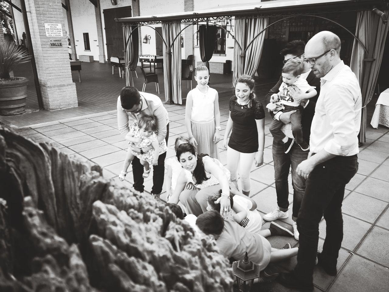 EyeEm Selects EyeEmNewHere Childhood Day Funny Cousins Bergamo, Italia