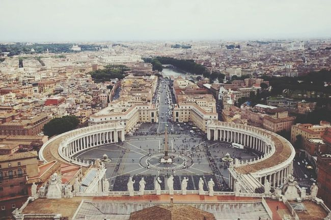 Vatican VaticanCity Vaticano Pape Pape François Italy Relaxing Enjoying Life Hello World Fine Art Photography Daylight Daydreaming Religion Religious Architecture First Eyeem Photo
