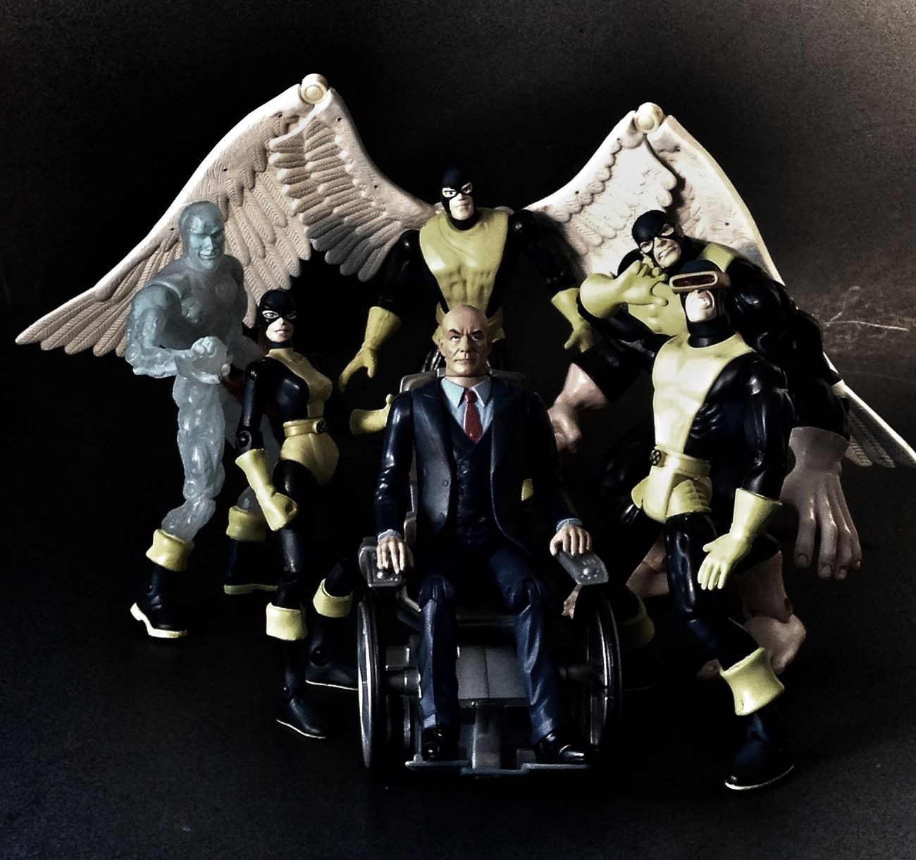 The Early Years. Xmen Toyphotography Toybiz Marvel Marvellegends