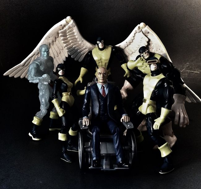 The Early Years. Xmen Toyphotography Toybiz Marvel Marvellegends
