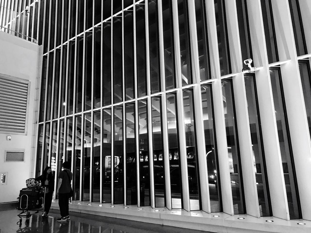 Blackandwhite Airportphotography The Architect - 2017 EyeEm Awards