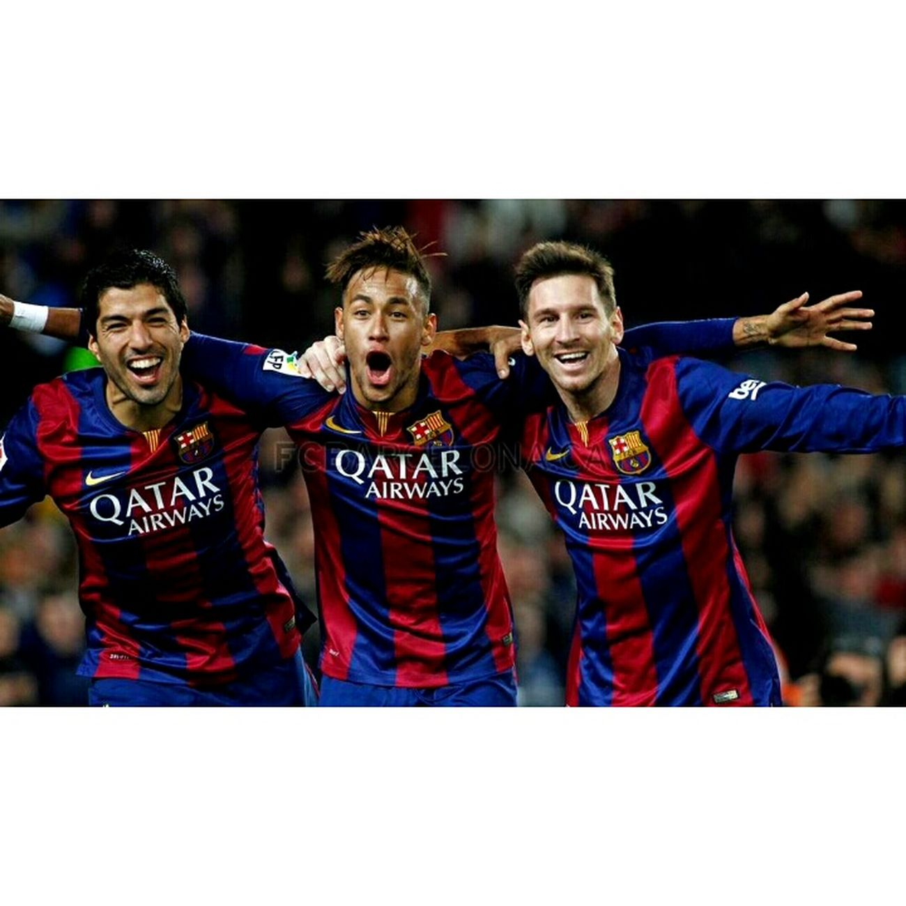 Lionel Messi Luis Suarez Neymar  Neymarjr Barça Barcelona Barsa FCBarcelona  Messi Atleticodemadrid