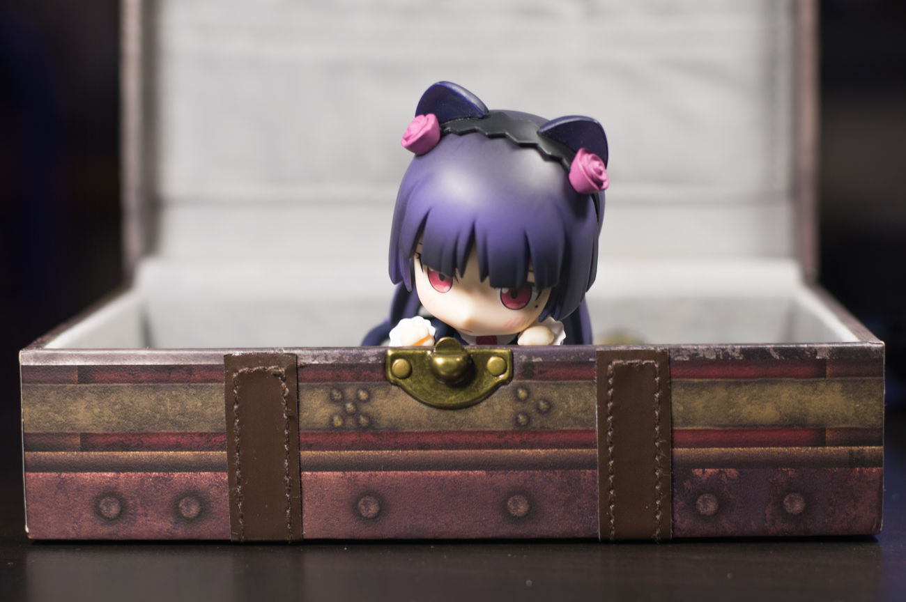 Original color Kuroneko Animefigure Figurephotography Toyphotography Goodsmilecompany Nendophotography Nendoroid