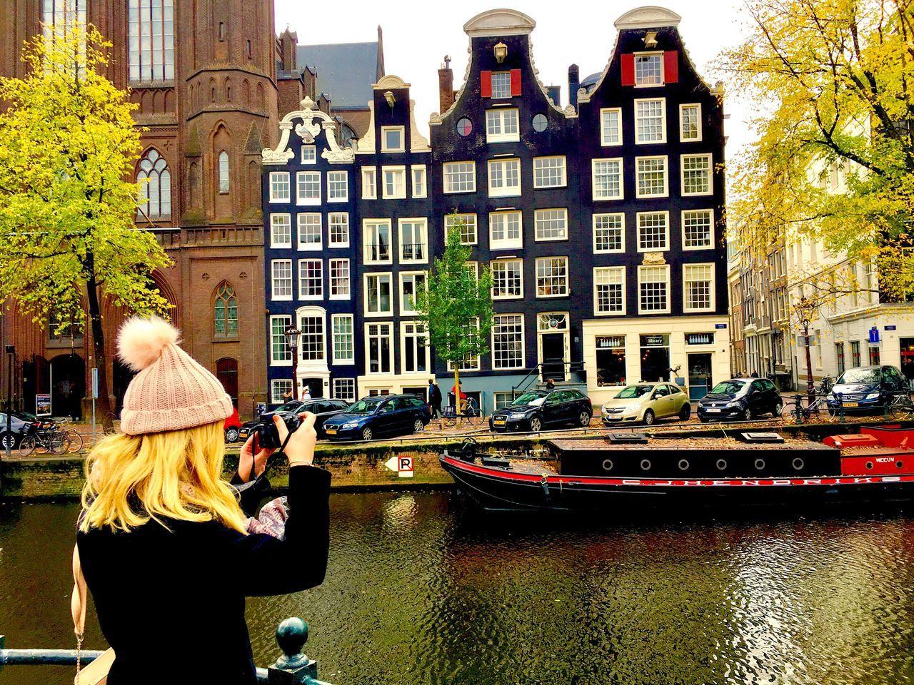 Amsterdam Canal Amsterdamcity Amsterdam Amsterdam.nl