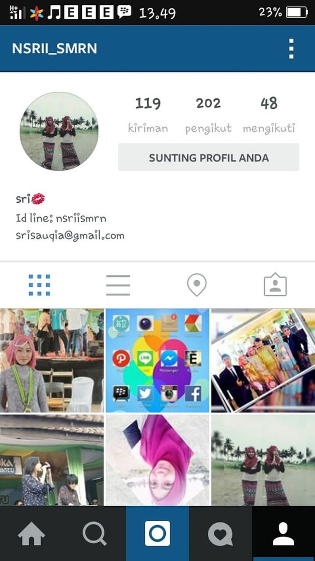 Followme FollowMeOnInstagram Follow Me On Instagram Nsrii_smrn Thankfull