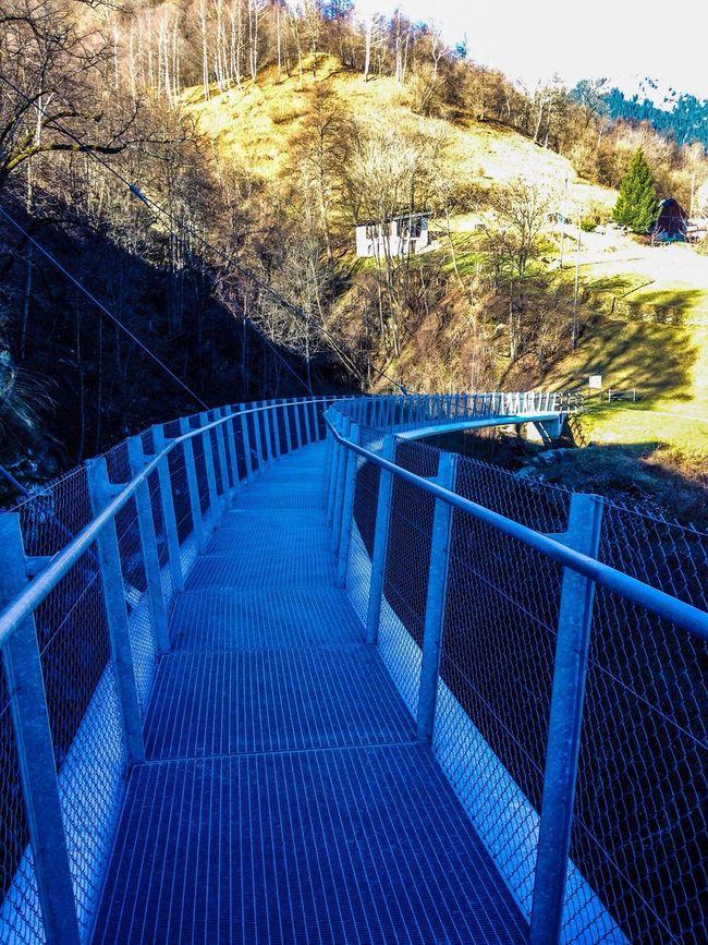 Bridge Architecture Nature Ticino