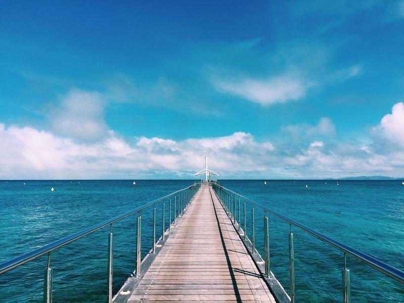 夏になれ Relaxing Sea Sea And Sky Iphonephotography VSCO
