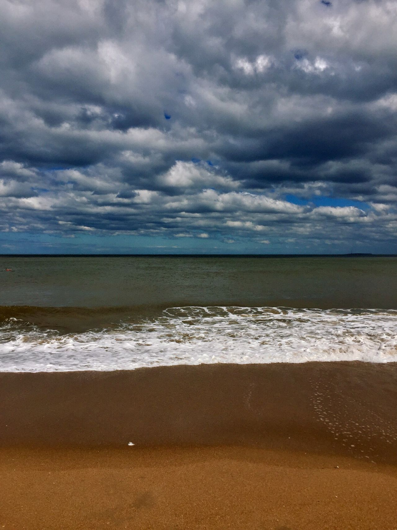 Sea Beach Horizon Over Water Sky Nature Water Scenics Cloud - Sky Beauty In Nature Sand Shore Outdoors Tranquility Tranquil Scene No People Wave Day Sea And Sky Cloudsporn Cloud Clouds And Sky