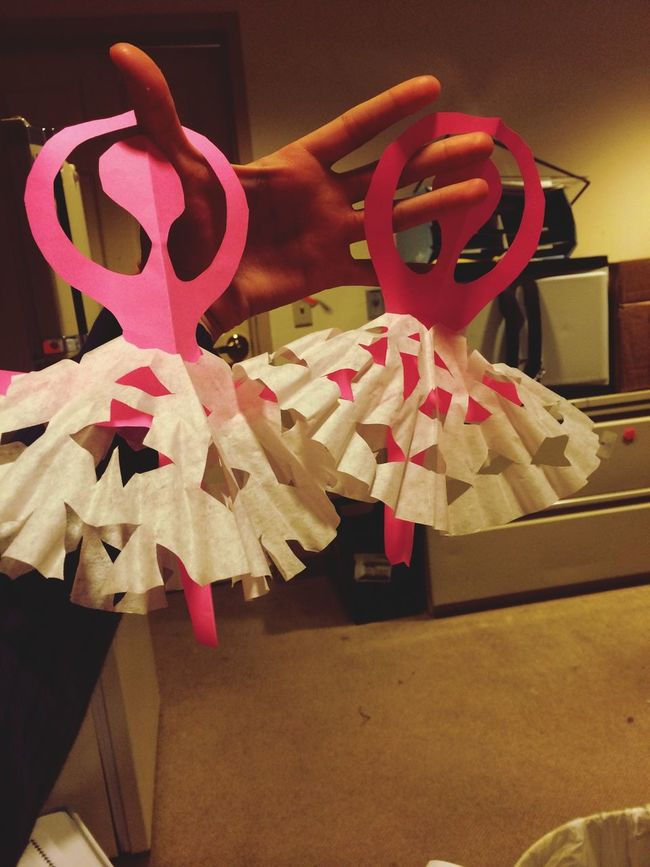 Making these with my clients tonight for our tree!