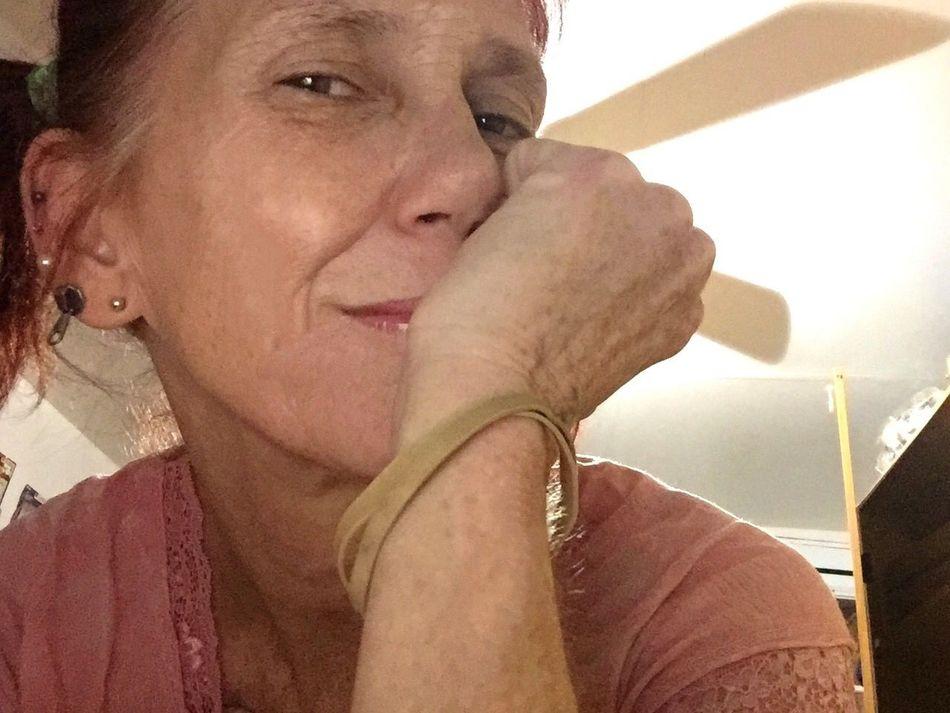 JustMe Headshot Mature Adult Low Angle View Portrait Selfie ✌ Real People Close-up Closeupshot Indoors  Beautiful Onewomanshow Sexyme Natural Beauty ♡♥ Nomakeup Nomakeupselfie Countrygirl Texaswoman Iamme Bikinimodel Adult