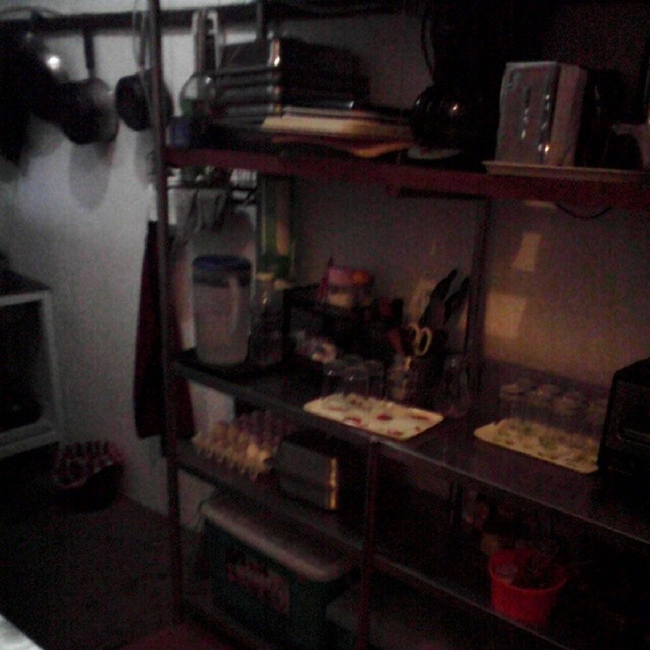 Reorganized and Rearranged the Kitchen of BoracayOceanBayResortAndCafé ,.,. So tired day for me ,.,.