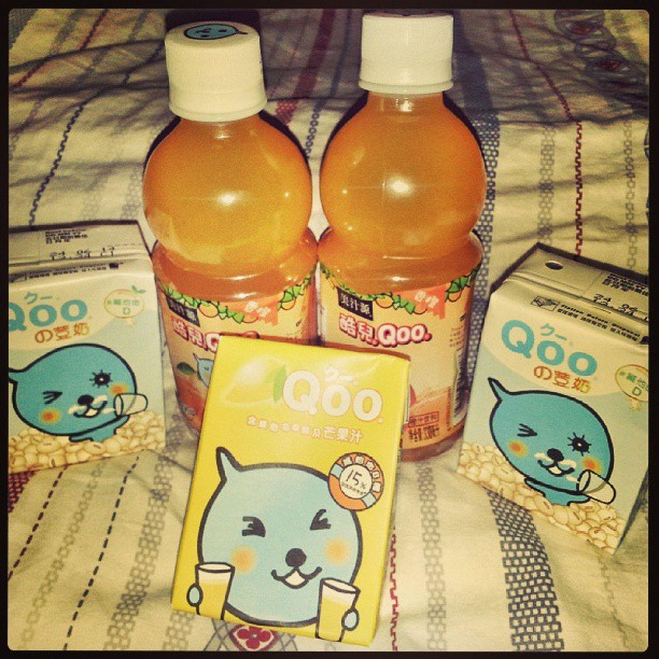 永遠愛Qoo ≧﹏≦