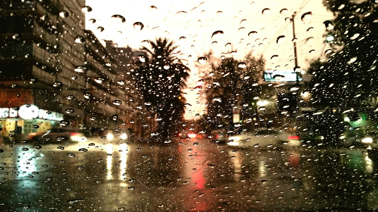 Raining Lifestyle Lifecolor Wet Mexico City TakenWithNoteEdge