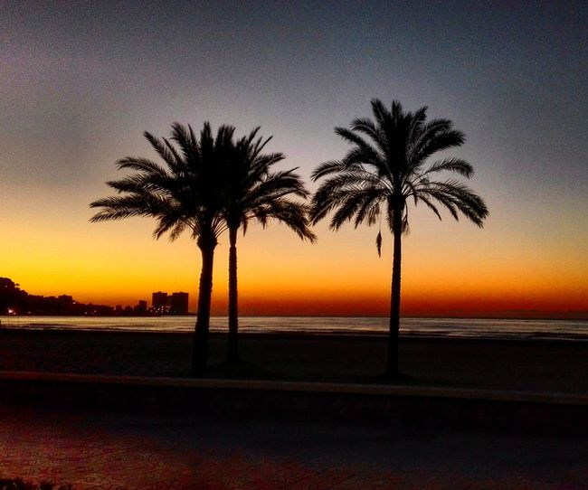 Amanecer Playa #beach Cullera
