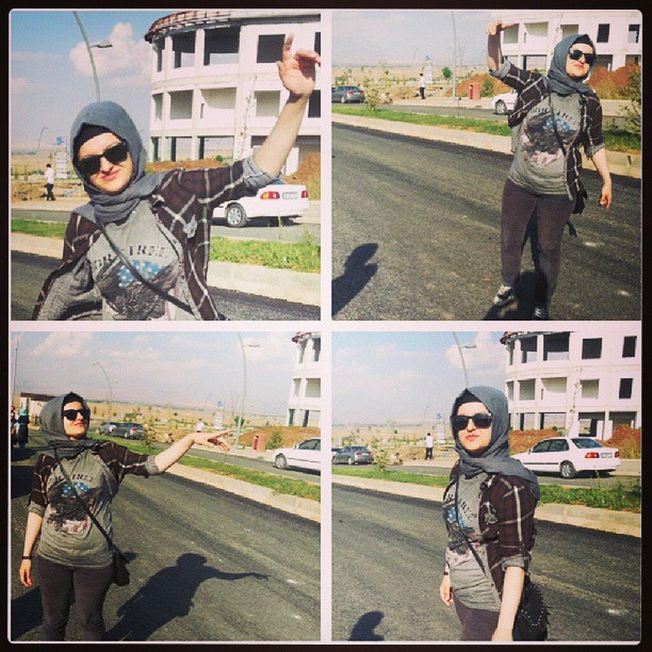 Mus Alparslan University Black sunglasses insaat bitmemis burasi yaa instalove instagood just me kutahya afyon