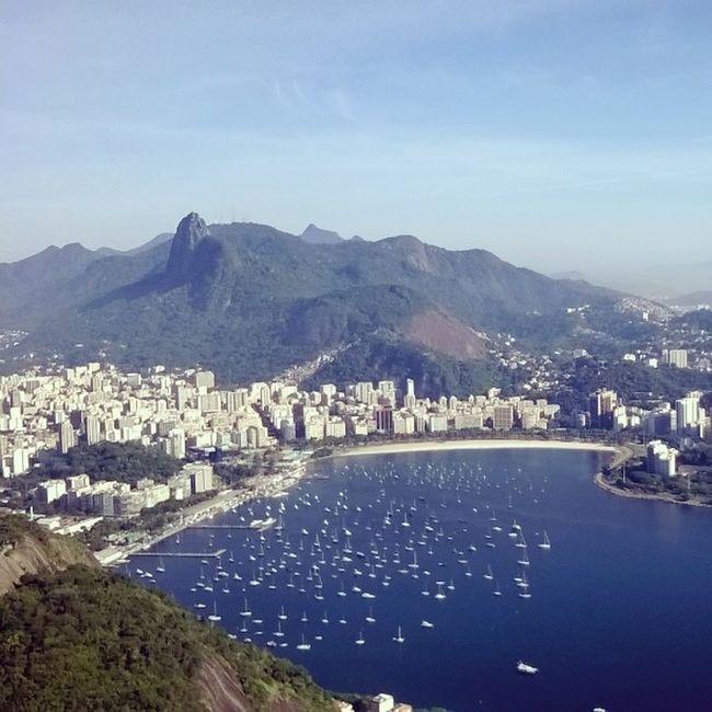 Vista do pão de açúcar Rio Nature Brasil