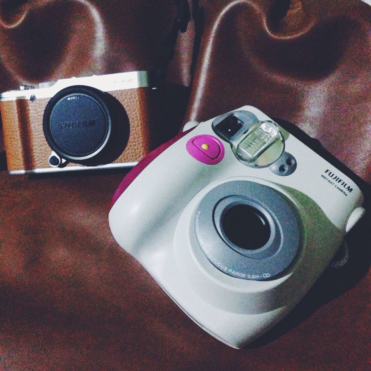 Got my new toys! 📷 so excited to play with 'em! Fujifilm Fujixa2 Fujifilm_xseries Fuji