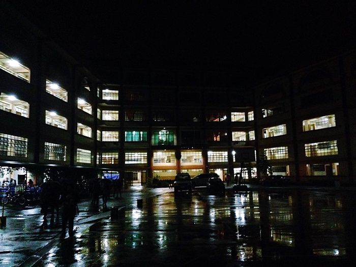 Night Dark Light IPhoneography