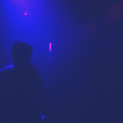 dance in the dark.