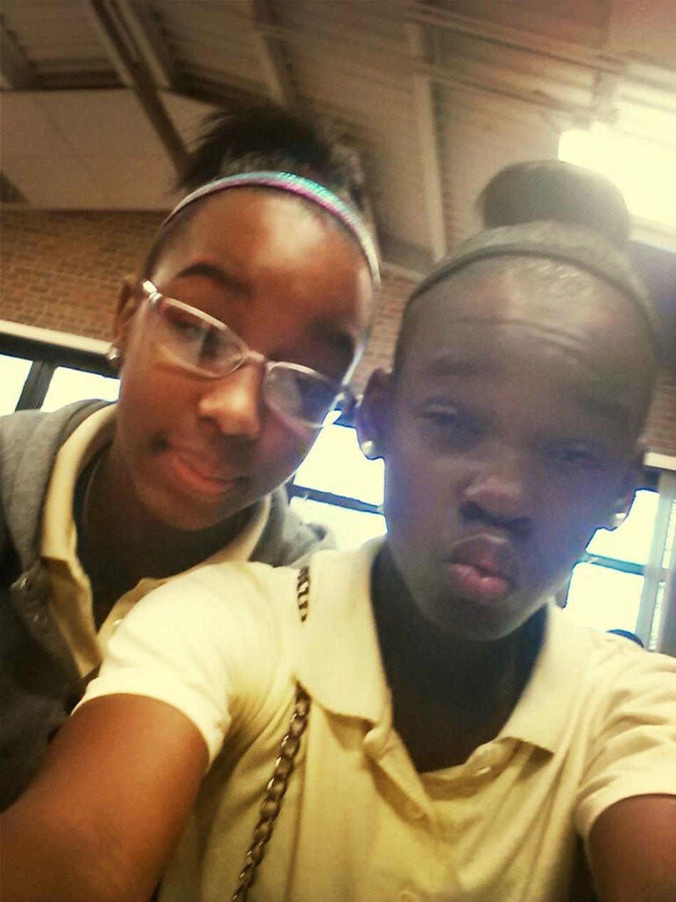Me And My Girlyy ! ♥♥