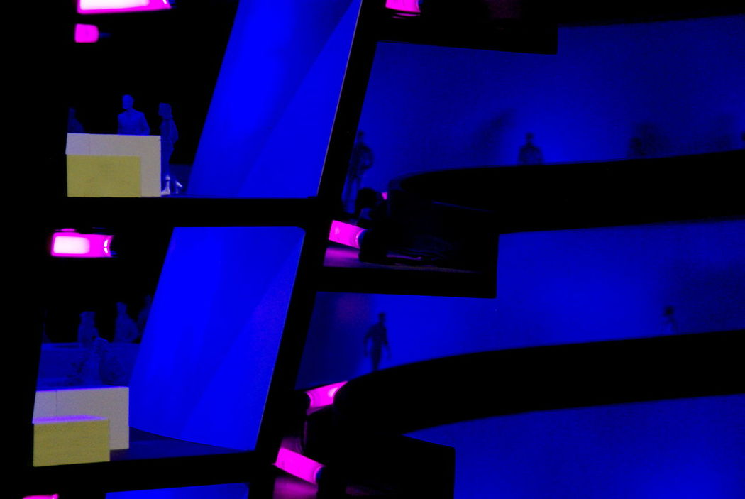 Abstract Abstract Photography Abstractart Adult Architecture Blue Color City Movement Cityscapes Illuminated Indoors  Man Night No-sleep Pink Color Surreal Surreal City Surreal_manipulation Surrealism Surrealism And Fantasy Art Surrealism Photography Surrealist Art Women