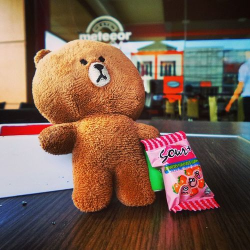 Browny Doll Candy Instagram instachat instapic indonesia instamood line puwokerto